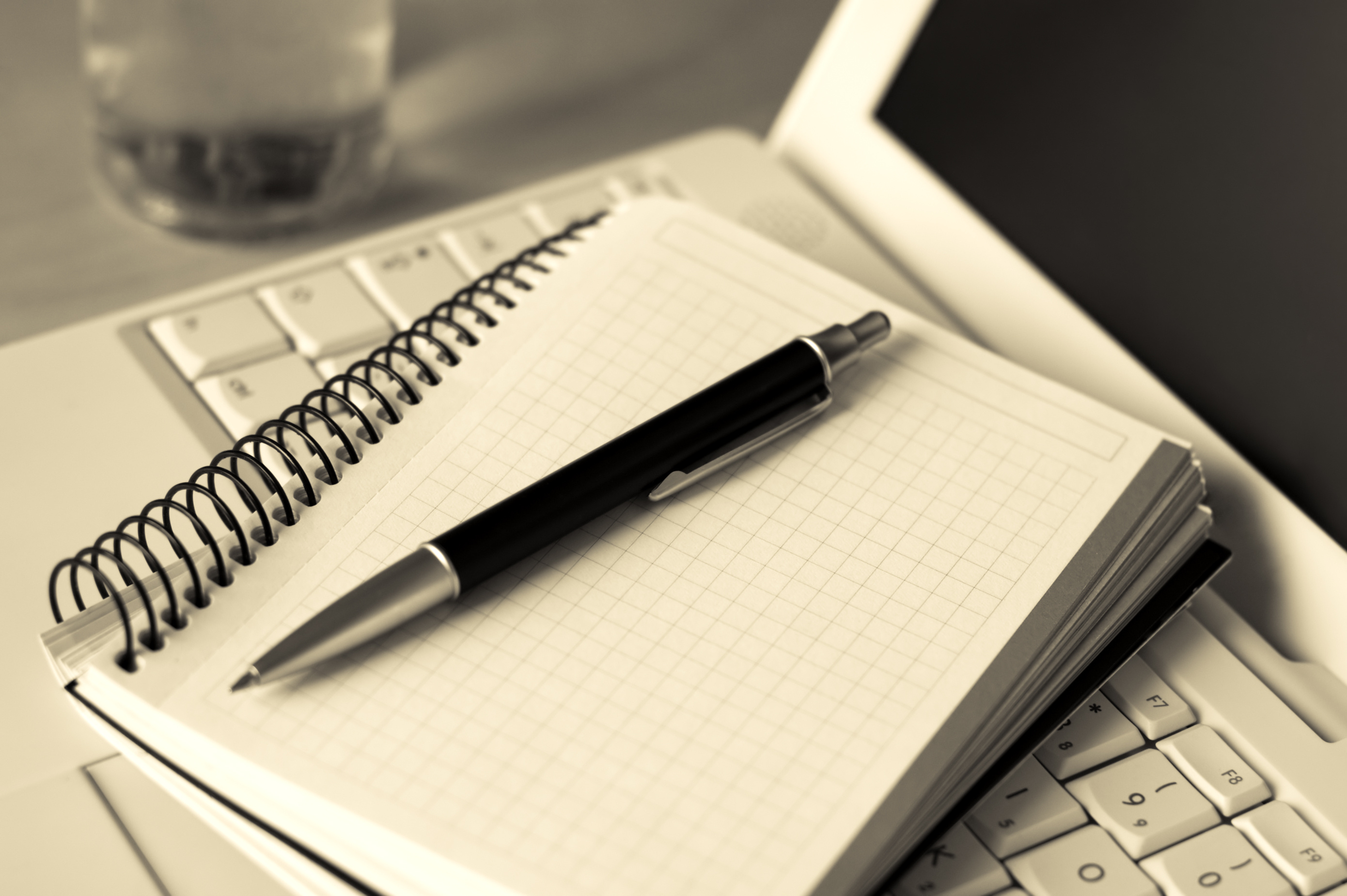 Trusted Speech Writer Services in Plano, TX | Writing pen and paper